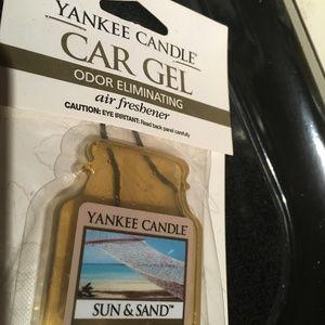 Smells Beachy! Yankee Candle Sun&Sand Assorted